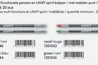 Repuesto Lapicero Lamy M21