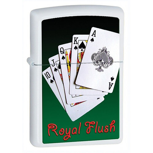 Encendedor 28038 -  Royal Flush