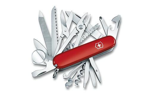 Cuchilla SwissChamp Roja- 1.6795