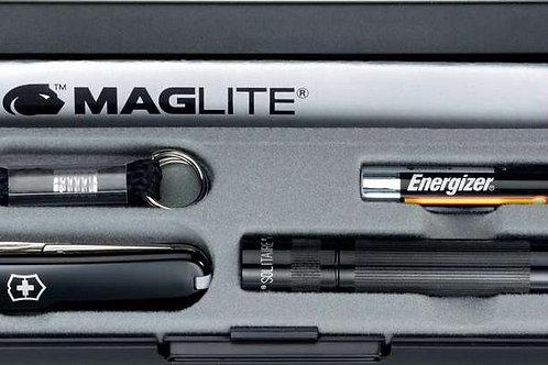 Kit Maglite Solitaire+cuchilla clásica A3A652