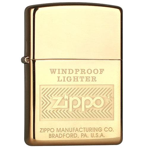 Encendedor 28145 - Gold Zippo