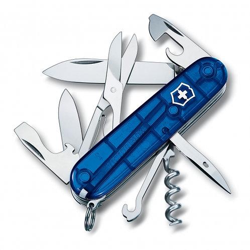 Cuchilla Climber Azul Trans - 1.3703.T2