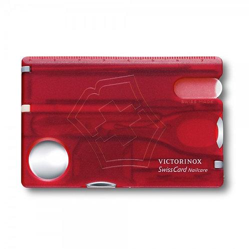 SwissCard Nailcare Roja Trans - 0.7240.T