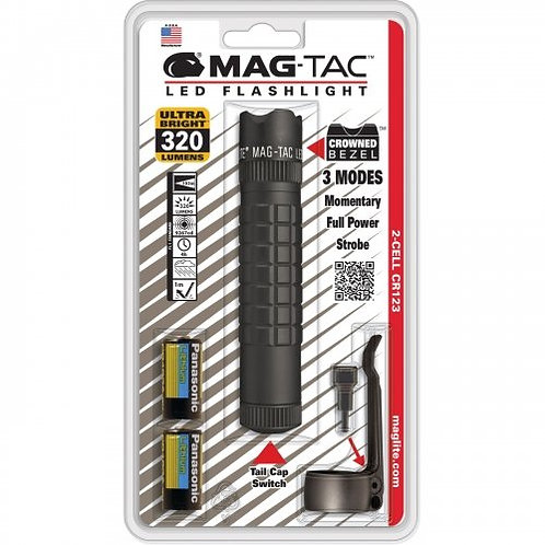 Mag-Tac LED Negro - SG2LRA6