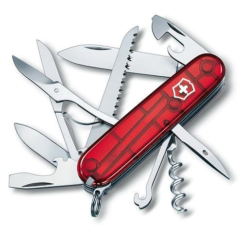 Cuchilla Huntsman Roja Trans - 1.3713.T