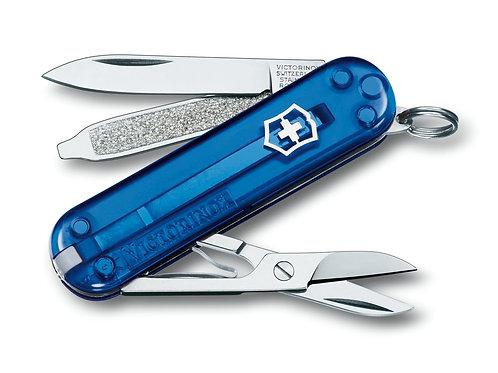 Cuchilla Classic SD Azul Trans - 0.6223.T2