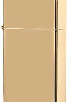 Zippo High Polish Solid Brass -1654B