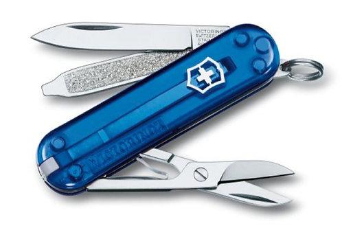 Cuchilla Classic SD azul trans-0.6223.T23