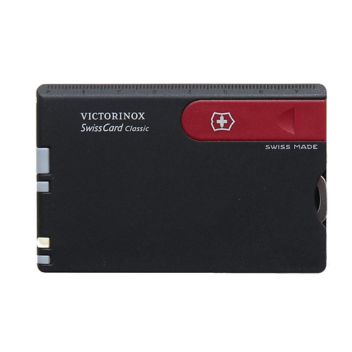 SwissCard Roja/Negra - 0.7103