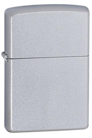 Encendedor 205 - Satin Chrome