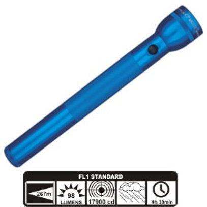 Maglite 4D Azul - S4D116