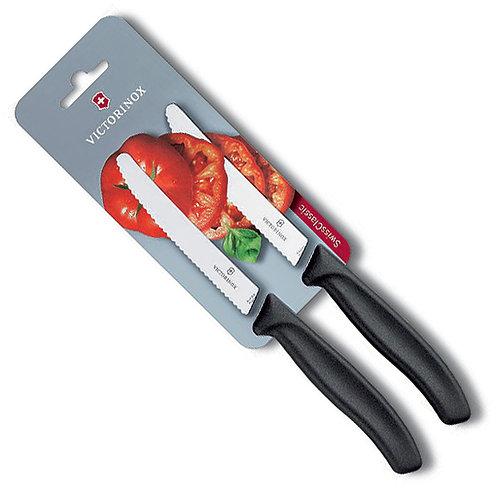 Cuchillo Tomates negro - 6.7833.B
