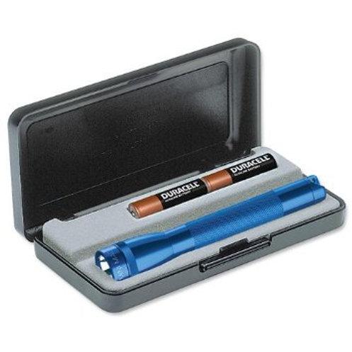 Maglite AA Estuche Azul - M2A11L