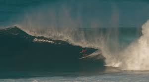 Big Waves In Puerto Escondido