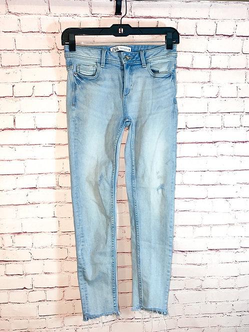 Light Blue Zara Jeans
