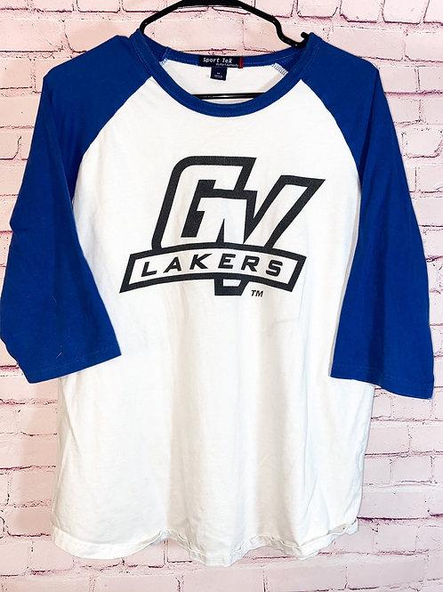 GVSU baseball Tee