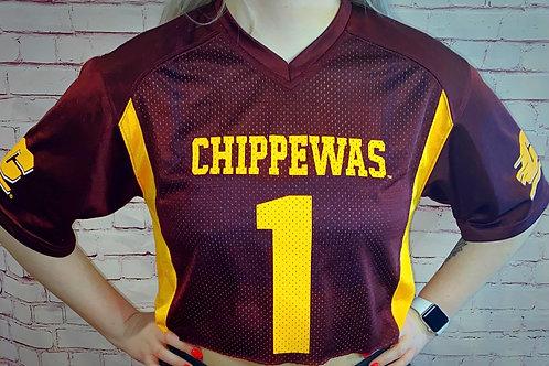Cropped CMU Jersey
