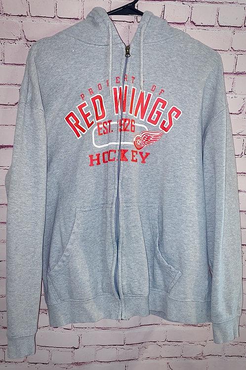 Red Wings Zip-up