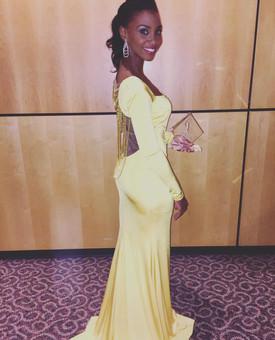 2015 | I won - Tyra McFarland Back