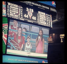 2012 | Milwaukee Bucks MC Lifestyle