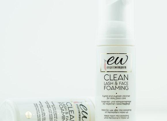 Lash & Face Cleanser Foam 50ml