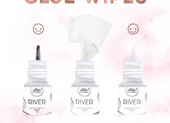 Glue Wipes