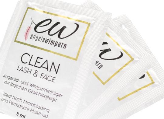 Lash & Face Cleanser Sachet 3ml