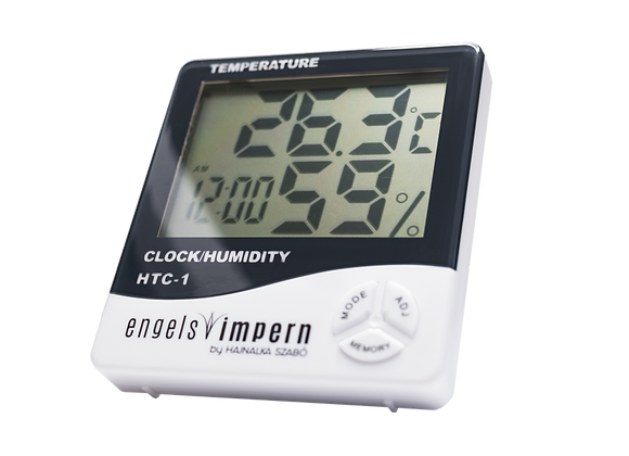 Digitales LCD Thermometer Hygrometer