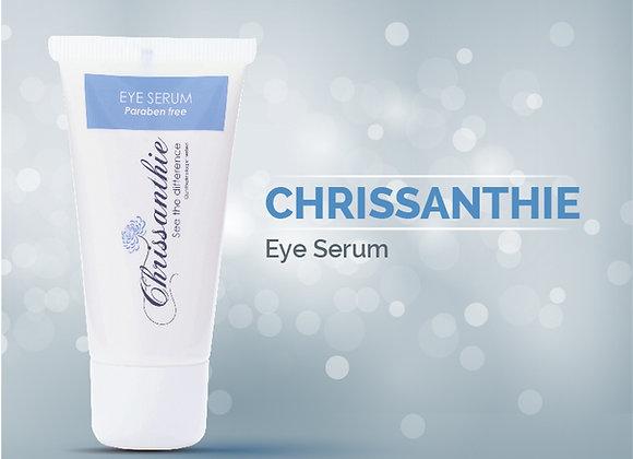 Chrissanthie Eyelid Cleanser Gel Tube 30ml
