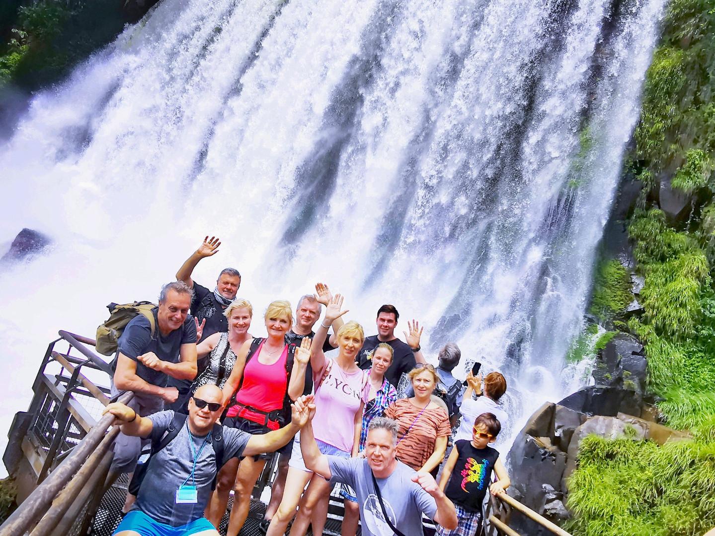poznávací zájezd Brazílie 2021 - vodopády Iguazu