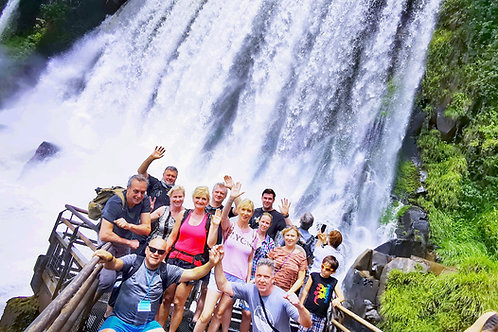 Brazílie s vodopády Iguazu, 10. 12. - 22. 12. 2020