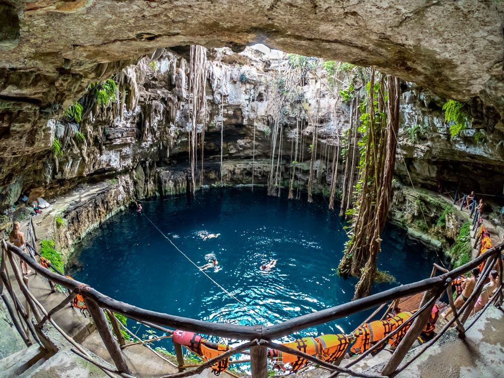Poznávací zájezd do Mexika