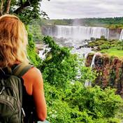 Brazílie, vodopády Iguazu, Rio de Janeiro