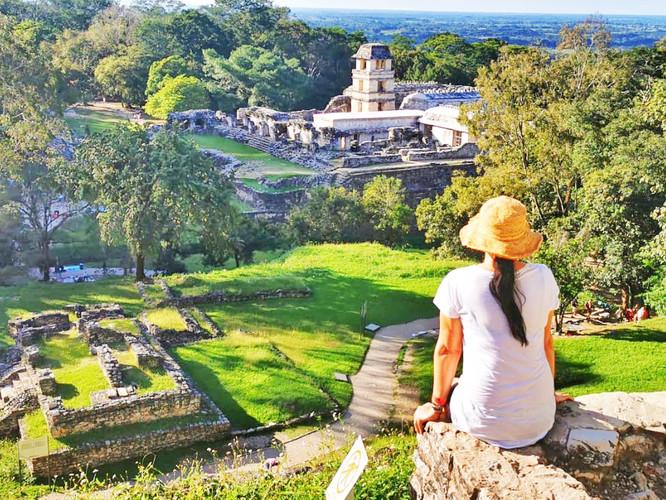 poznávací zájez Mexiko, Guatemala, Belize 2021