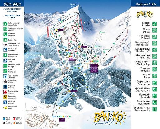 Lyžařské zájezdy - BANSKO - CK TAM TAM