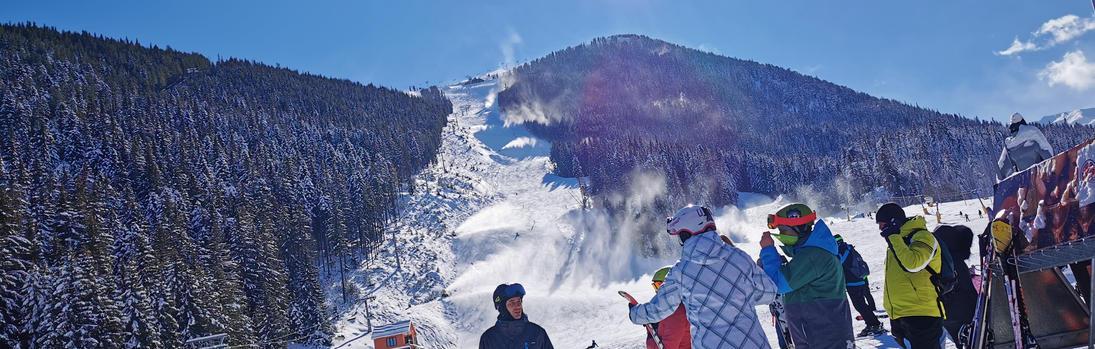 Lyžařské zájezdy 2021, Lyžování Bulharsko