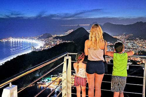 BRAZÍLIE - Vánoce v Brazíli 10. 12. - 22. 12. 2020