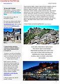 jak cestovat do Albánie, cestovní itinerář, cestovní itineráře, cestovní průvodce, itineráře cest, Albánie průvodc