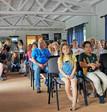 Sraz klientů CK TAM TAM spojený se křtem knihy Cestuj za jídlem - Bečov 2021