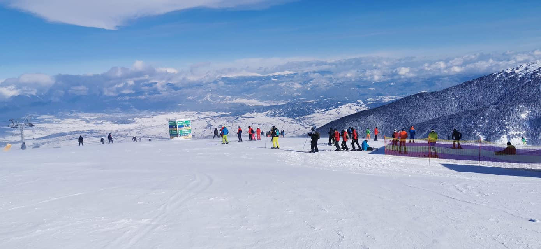 Lyžařské zájezdy 2021, Lyžování Bulharsko03535
