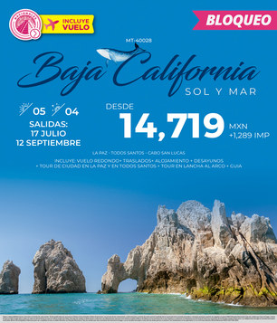 Baja California Sol y Mar