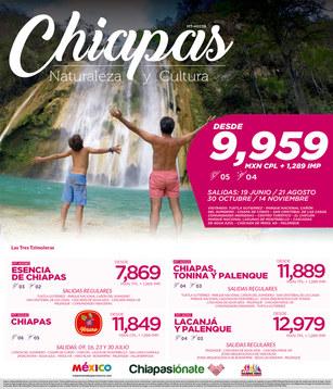 Chiapas Palenque - Lacanjá