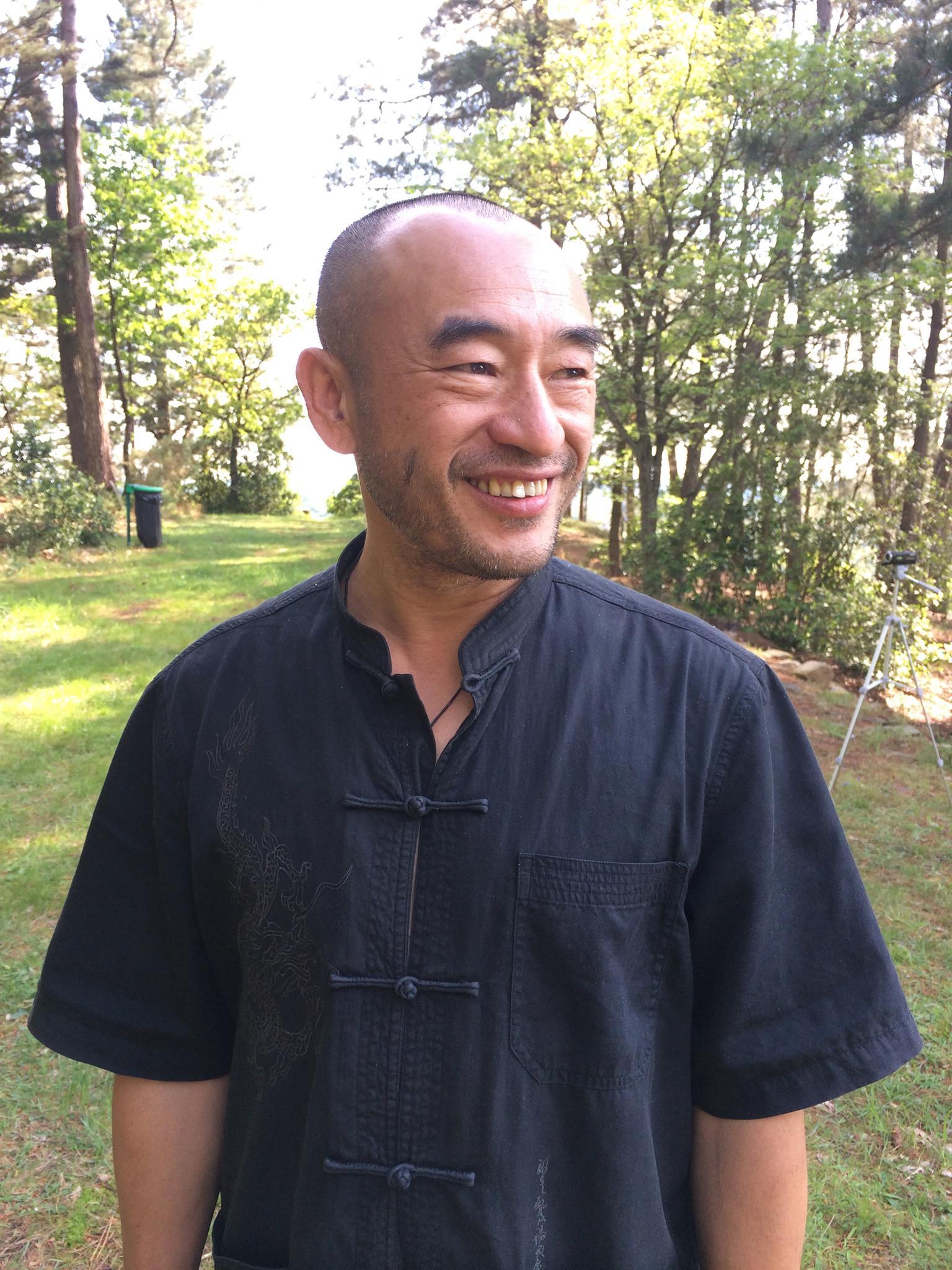 Master Liu in France 2013
