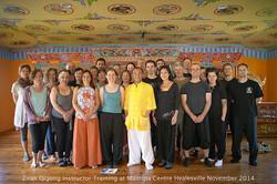 Ziran Qigong 2014 Instructor Training