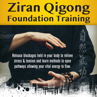 Ziran Qigong Foundation Training - Fairfield