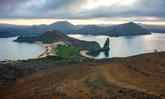 Isla Baltra