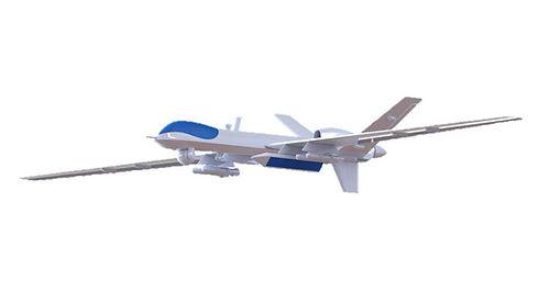 uav hale aircraft aerospace sensor radar antenna