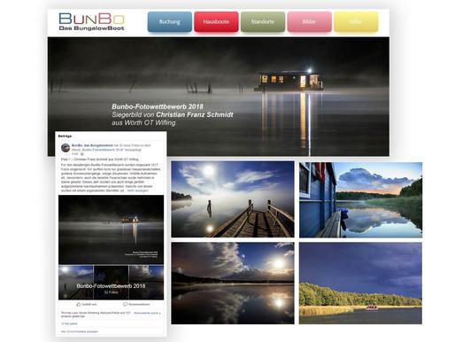 frasy Photography gewinnt BunBo-Fotowettbewerb 2018