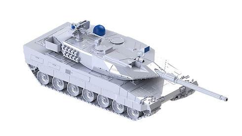 vehicle land tank ground antenna radar sensor
