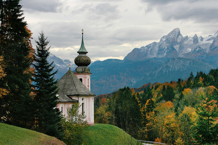 Maria Gern Kirche